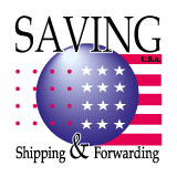 SAVING Shipping & Forwarding USA, Inc. logo